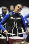 2013 WGI World Championships - Liberty University Indoor Drumline
