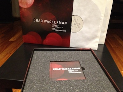 Chad Wackerman Limited Edition