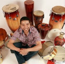 IP is Honored to Welcome Master Latin Percussionist Luisito Quintero to our Artist Family!